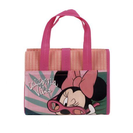 Podložka s polštářkem Minnie Mouse / vecizfilmu