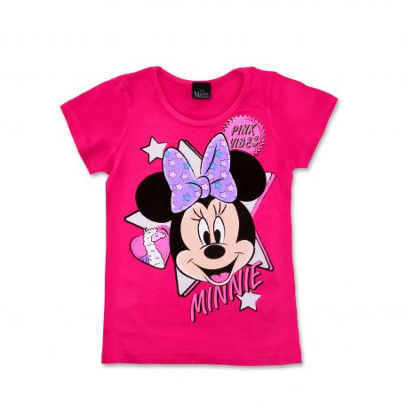 Tričko Minnie Mouse / Black Friday