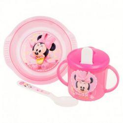 Nádobí pro nejmenší Minnie Mouse / vecizfilmu