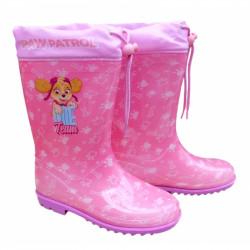 Gumáky Skye / Everest Tlapková Patrola růžové