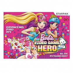 Skicáky Barbie / vecizfilmu