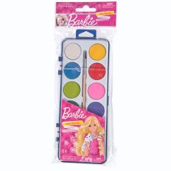 Vodové barvy Barbie / vecizfilmu