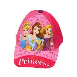 Kšiltovka Princezny / Princess velikost 54 cm