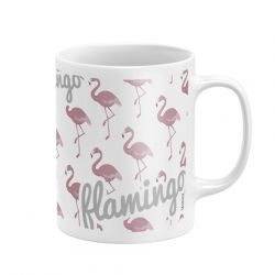 Hrnek Flamingo / Plameňáci / vecizfilmu
