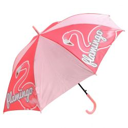 Automatický deštník Plameňák / Flamingo