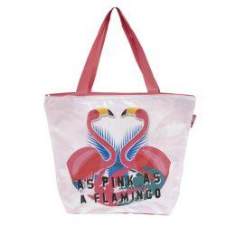 Taška / kabela Plameňáci / Flamingo