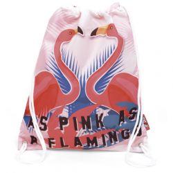 Taška / pytlík Flamingo / Plameňáci / vecizfilmu