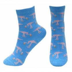Ponožky Plameňák / Flamingo 31 / 34 / vecizfilmu