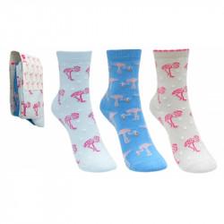 Ponožky Plameňák / Flamingo 31 / 34