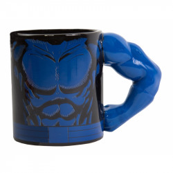 3D hrnek Černý Panter / Black Panther / vecizfilmu