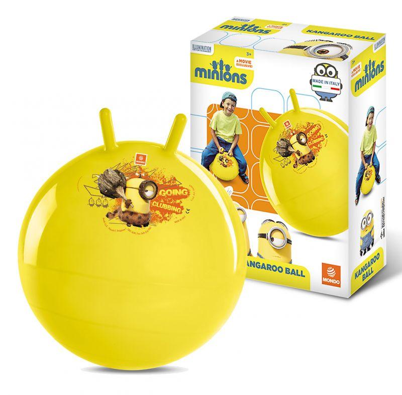 Míč Skákací Mimoňové / Mimoni, 50 Cm
