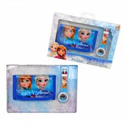 Hodinky a peněženka Ledové království / Frozen / vecizfilmu