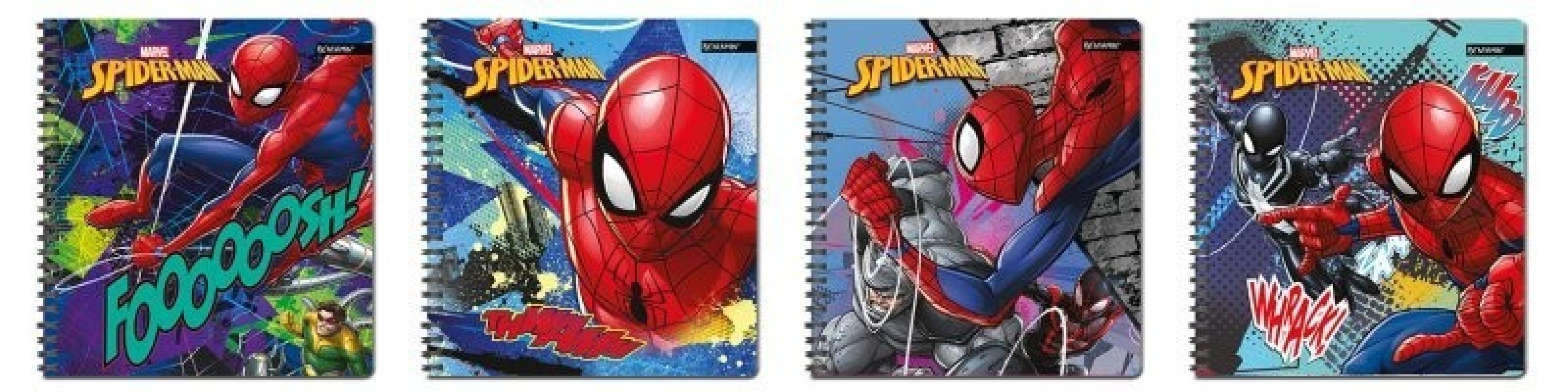Notes / zápisník Spiderman / vecizfilmu