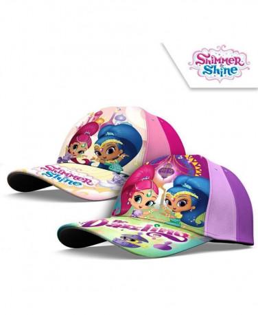 Kšiltovka Shimmer and Shine / vecizfilmu