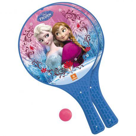 pálky plastové s míčkem FROZEN - Ledové království