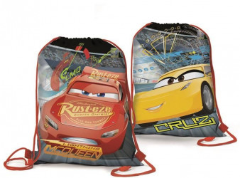 Gym bag Cars / Auta / vecizfilmu