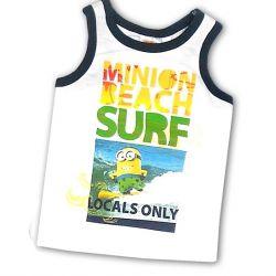 Chlapecké tílko  Mimoni Beach Surf
