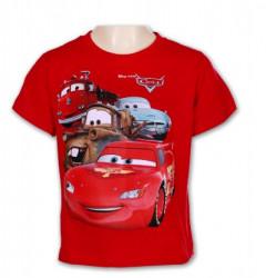 Tričko Blesk McQueen / Cars / vecizfilmu