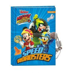 Památník Mickey Mouse na zámek / vecizfilmu
