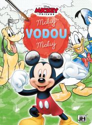 Omalovánka Maluj vodou Mickey Mouse / vecizfilmu