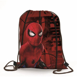 Pytlík na přezůvky Spiderman