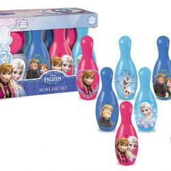 Kuželky Frozen - Ledové Království