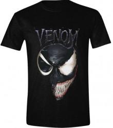 Pánské tričko Venom černé