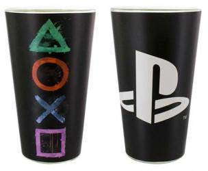Sklenice Playstation / vecizfilmu