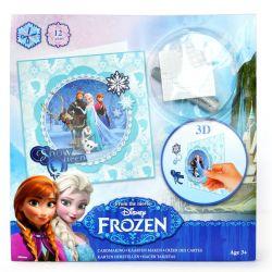 Přání Kreativní 3D Frozen - Ledové Království