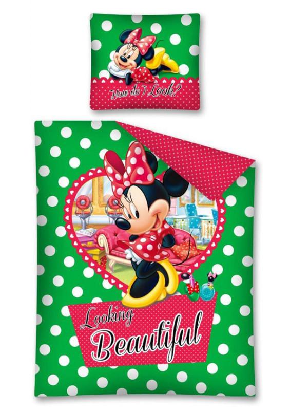 Povlečení Minnie Mouse / Beautiful / vecizfilmu