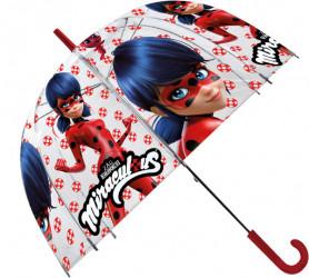 Deštník Miraculous Ladybug / Zázračná Beruška / vecizfilmu