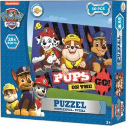 Puzzle Tlapková Patrola / Paw Patrol / vecizfilmu