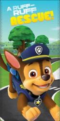 Osuška Paw Patrol / Chase / vecizfilmu