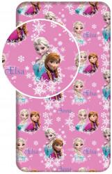 Prostěradlo Frozen / Ledové Království / vecizfilmu