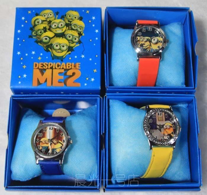 Dětské hodinky Mimoni
