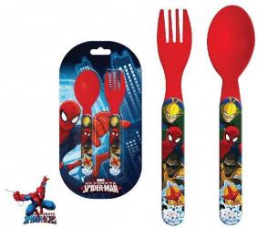 Dětský příbor Spiderman / vecizfilmu