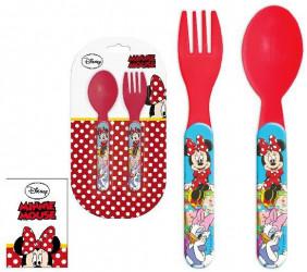Dětský příbor Minnie Mouse / vecizfilmu
