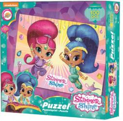 Puzzle Shimmer and Shine / vecizfilmu