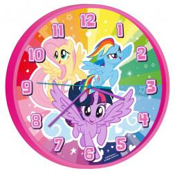 Nástěnné hodiny My Little Pony / vecizfilmu