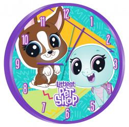 Nástěnné hodiny Little Pet Shop / vecizfilmu