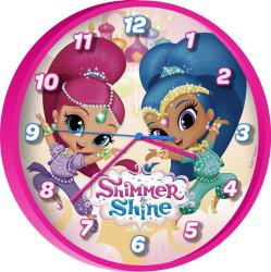 Nástěnné hodiny Shimmer and Shine / vecizfilmu