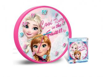 Nástěnné hodiny Frozen / vecizfilmu