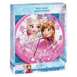 Nástěnné hodiny Frozen Pink / vecizfilmu