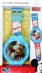 Nástěnné hodiny Mickey Mouse / vecizfilmu