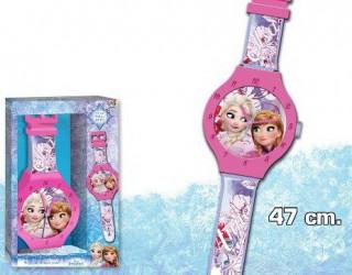 Nástěnné hodiny Frozen / Ledové Království / vecizfilmu