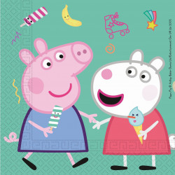 Ubrousky Prasátko Peppa / Peppa Pig / vecizfilmu