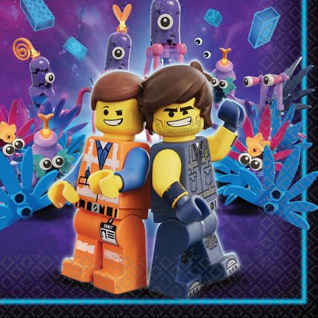 Ubrousky Lego Movie / vecizfilmu