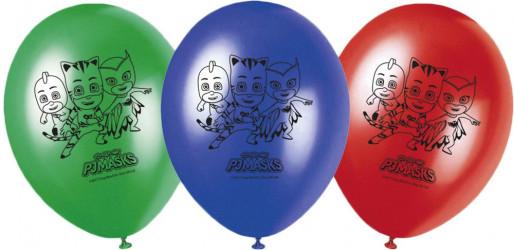 Balónky PJ Masks / Pyžamasky / vecizfilmu