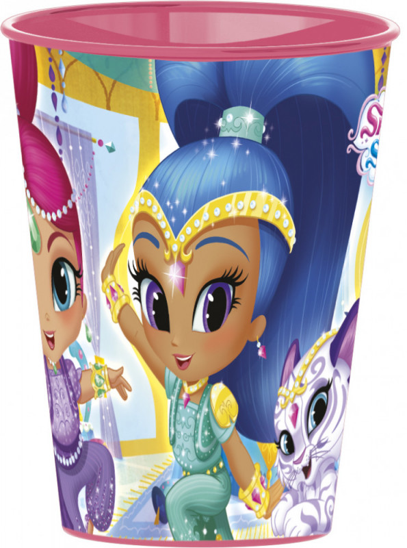 Kelímek Shimmer and Shine / vecizfilmu