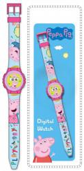 Digitální hodinky Prasátko Peppa / vecizfilmu